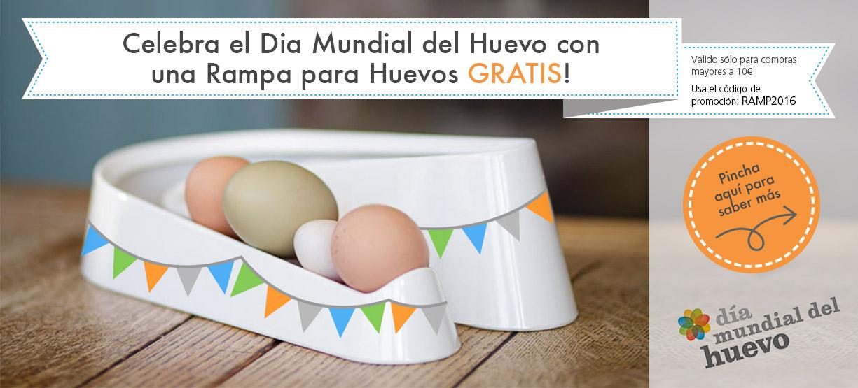 Dia mundial huevos Rampa gratis